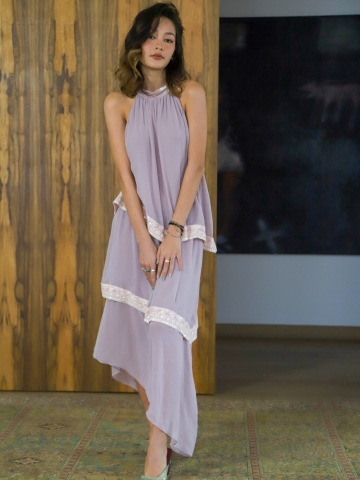 Lam Spring Layering Dress